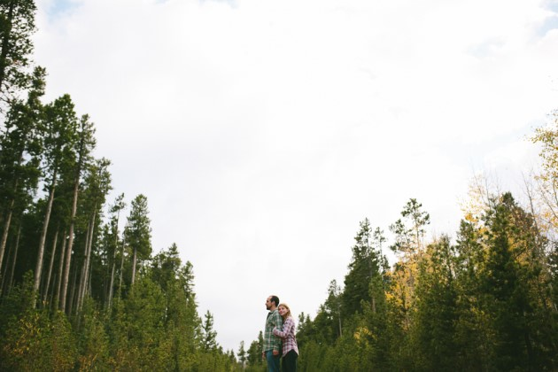 Gailan + Eric: Colorado Wedding Engagement Photography | Image: Matthew Speck Photography