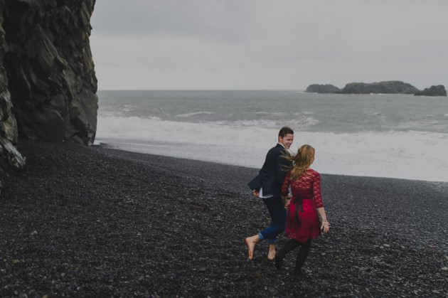 Sarah + Lauri: Engagement Photography in Harjumaa, Iceland | Image:M&J Studios