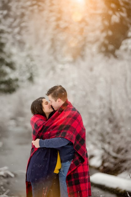 Kaylene + Chris: Pacific Northwest Engagement Photography | Image: Tyler and Hanna Photography LLC