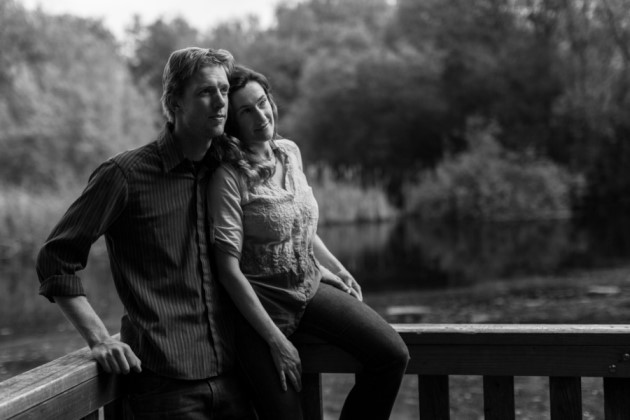 Margaux + John: Engagement Photography at the Frog Pond Wetland Preserve in Monterey California | Image: Tony Fitzgerald Photography