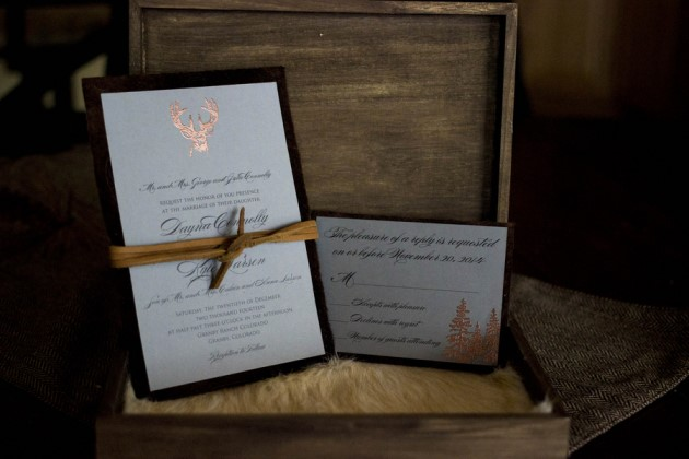 Styled Shoot at the Granby Ranch: Rocky Mountains, Colorado | Image: Jonathan Kohlwey Photography