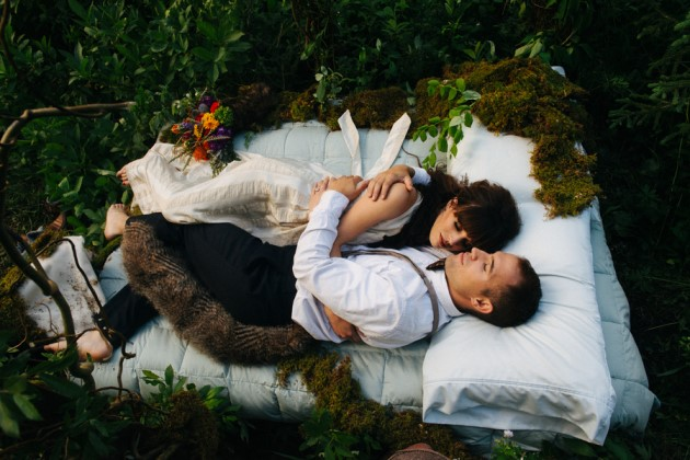 Where The Wild Things Are: Styled Shoot at Piney River Ranch in Vail | Image: Elizabeth Cryan Photography