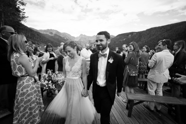 Amanda + Ryan: Vail Wedding at Piney River Ranch | Image: Kara Pearson Photography