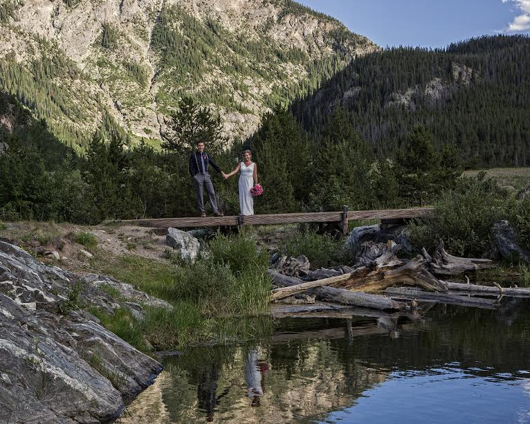 Breckenridge Wedding Dreams Come True [Testimonial] | Image: Leisa Gibson Photography
