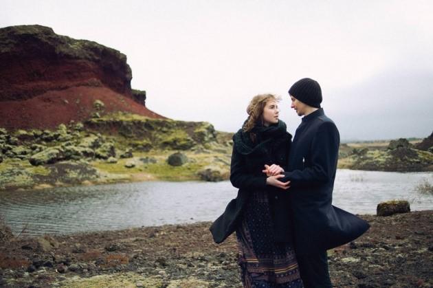 Svala + Johanh: Iceland Engagement Photography in Reykjavik | Image: Sotiris Tsakanikas Photography