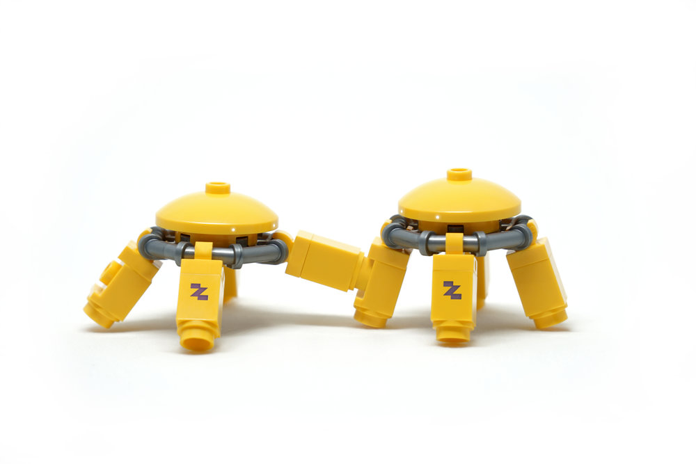 Zwapbots