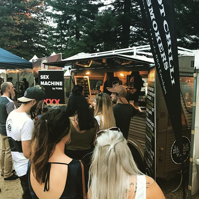 Join us for a drink down at the Freo Beerfest, yesterday was a hoot, we can be confident the sun will be shining for us today @littlebrassvan @funkcider #freobeerfest #vintage #funkcider @beerfestau