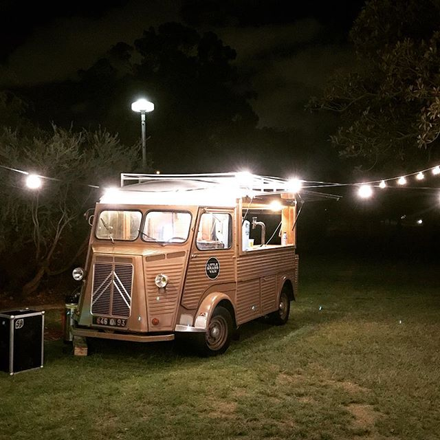 Happy birthday! The Little Brass Van was lucky enough to be a part of an 18th birthday party tonight. The perfect venue at Matilda bay meant for a beautiful night @littlebrassvan #18thbirthday #matildabay #perthevents