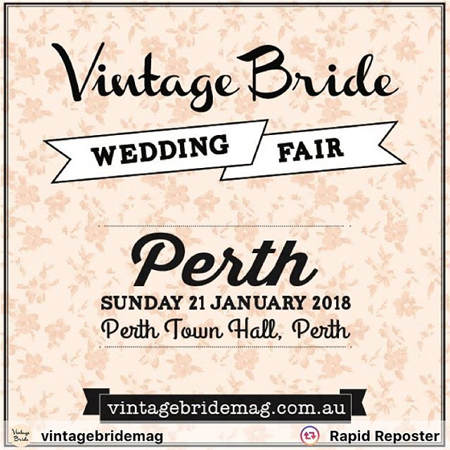 The Little Brass Van will be making an appearance at the Vintage Bride Wedding Fair tomorrow. We'll be on show and the Little Brass Van is excited to meet you @vintagebridemag @littlebrassvan #vintage