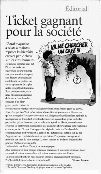 Cheval magazine Juin 2007.png