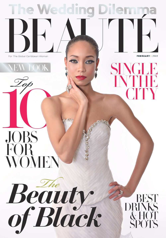 Beauté Magazine (Option 2)