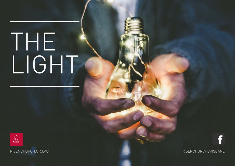 Jesus said he was the light of the world. Join us to consider his claims and his life.