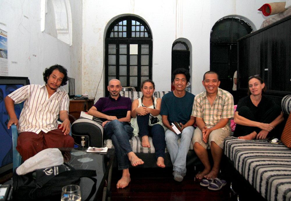 My Yangon My Home Team -
