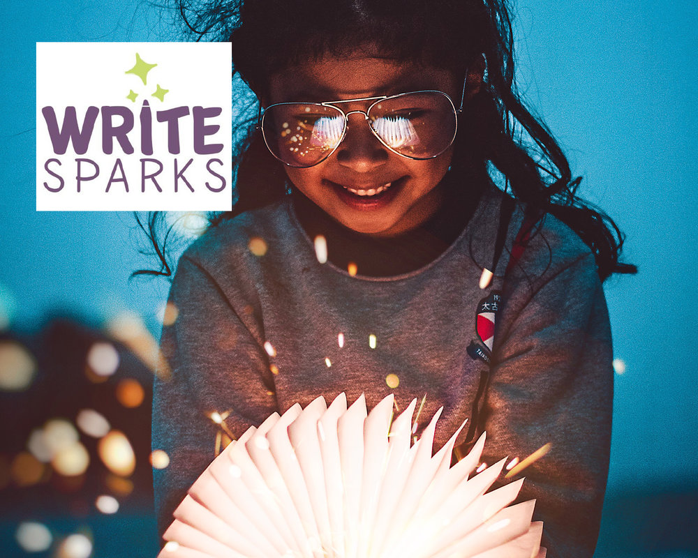 Introducing... Mini Write Sparks! - Messy, creative mark making sessions for 1-3 year olds. Every term-time Tuesday morning from 30th October, 9:30-10:00am, Moon Lane Books (SE23) £7 in advance, £8 drop in, £45 for the termAt Moon Lane Books, SE23 See www.writesparks.co.uk for more information info@writesparks.co.uk