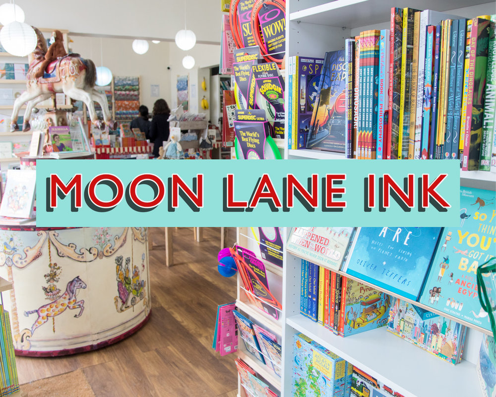 Bookshop and workshops - Moon Lane Ink is community interest company raising equality in children's books.• Creative writing • Pottery • Poetry • Animation• Drama • ArtPARTY HIRE AVAILABLE TOO!