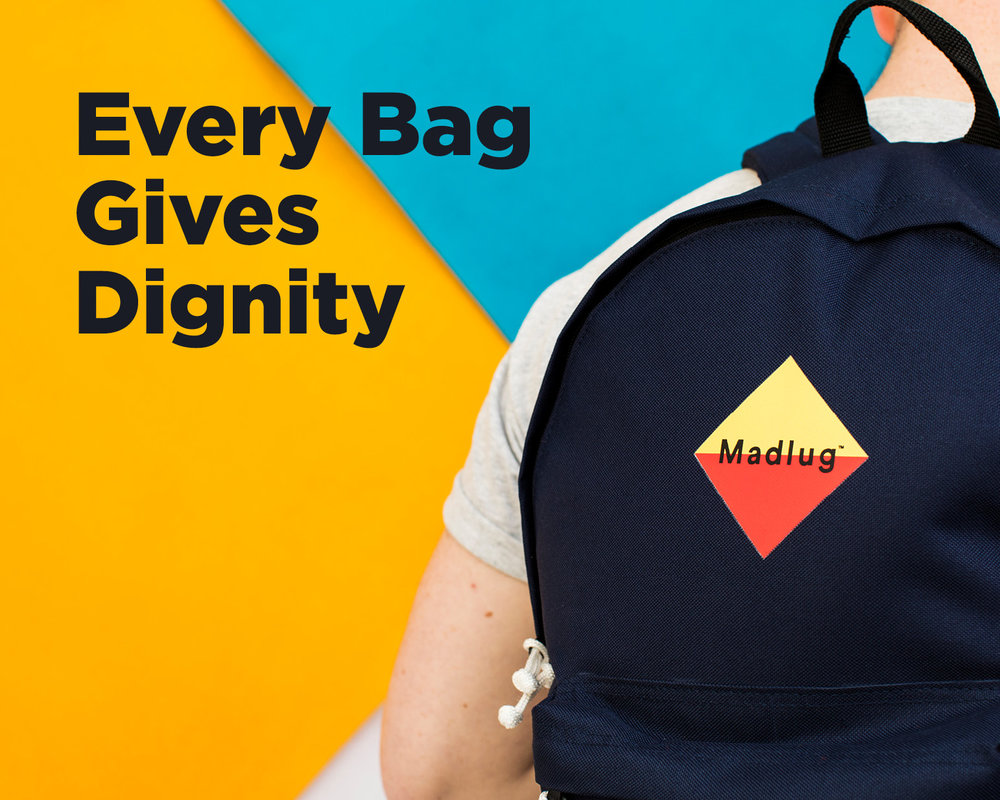Buy one Give one. - With every bag you purchase, one will be given to a child in care. We have a fantastic range of bags for all your lifestyle needs - make impact happen today and visit our online shop today