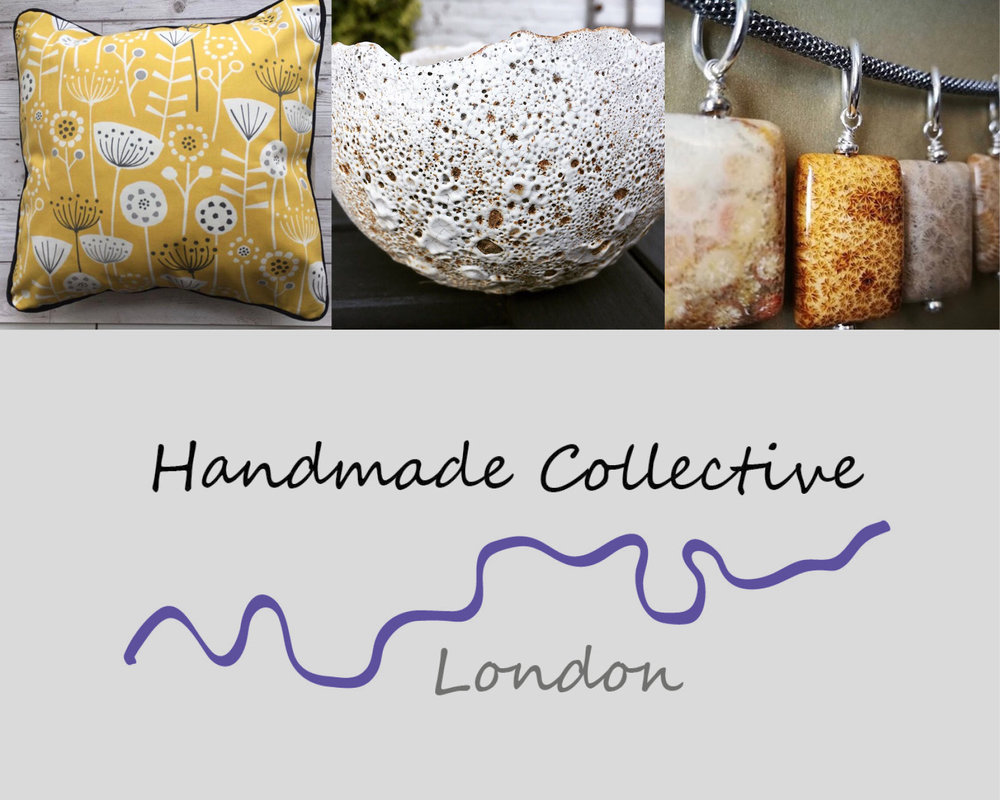 Handmade Collective London - We are Handmade Collective London, a group of South London artists, designers and makers passionately celebrating and promoting art and creativity in the local area. Our expertly crafted items are available to buy at local markets, events and directly from our members. We run art and craft workshops too. To find out more email us at: handmadecollectivelondon@gmail.com