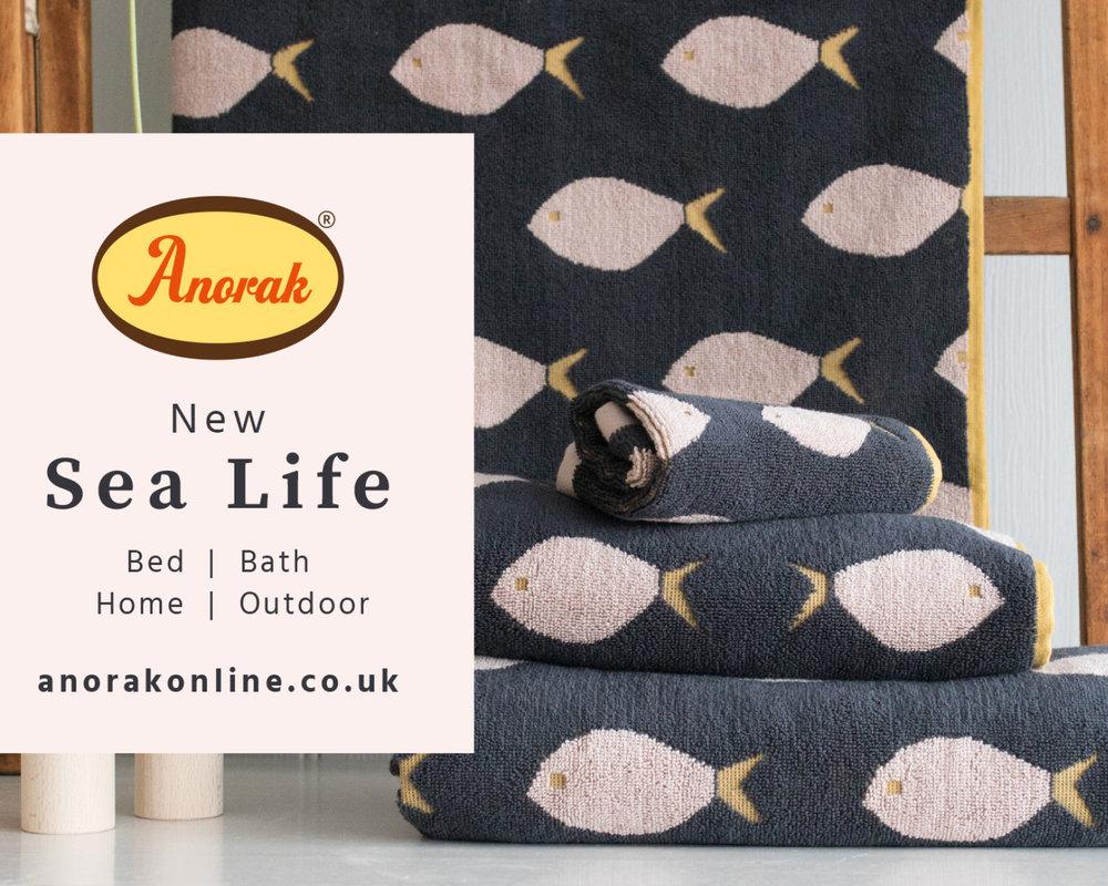 Anorak - Anorak, the British homeware and outdoor lifestyle brand. Outdoor inspired home & picnic. Originators of the repeat animal print.