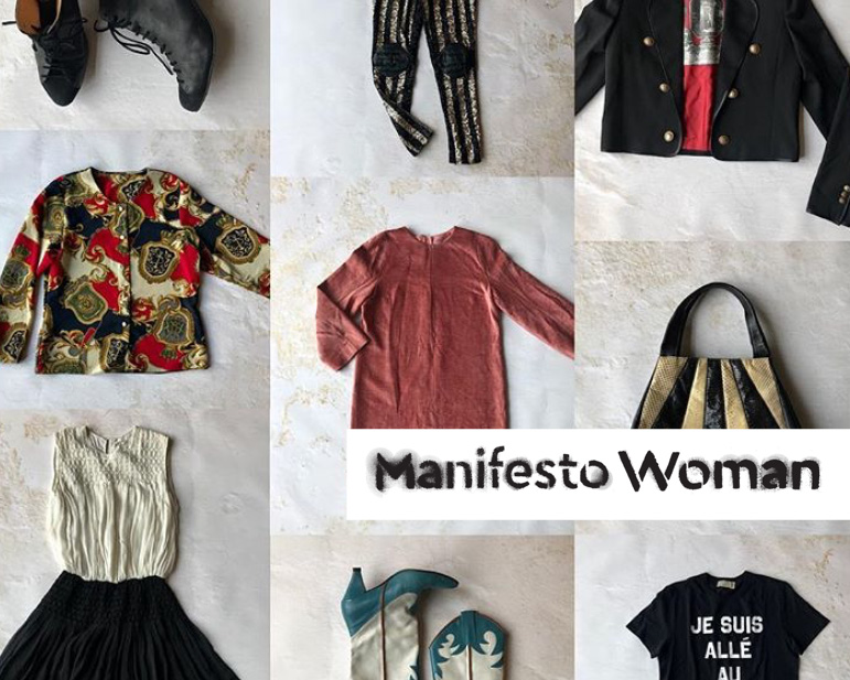 Manifesto Woman - Everything from vintage designer clothes to secondhand shoes to preloved designer bags. Amazing brands, incredible quality, unbelievable bargains.