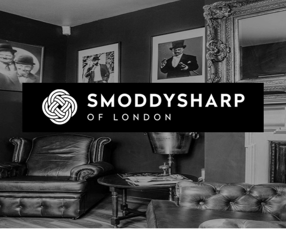 SMODDYSHARPMALE GROOMING ROOMS - REDEFINING THE NORMSet within a time-honoured environment where men come to cut, groom and style. A cultural hub for guys to socialise, network, unwind or de-stress in a chilled relaxing space. The ultimate male grooming experience.