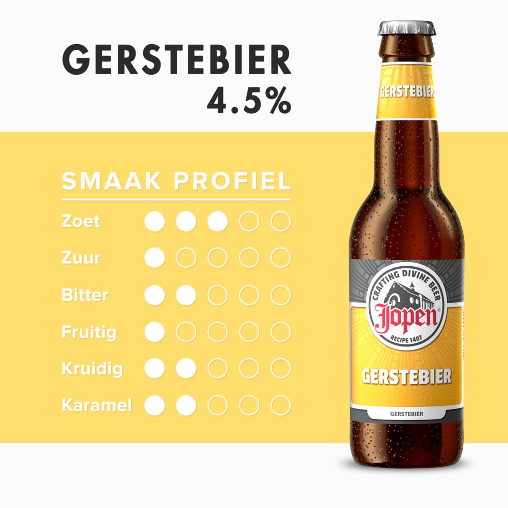 Gerstebier - Jopen