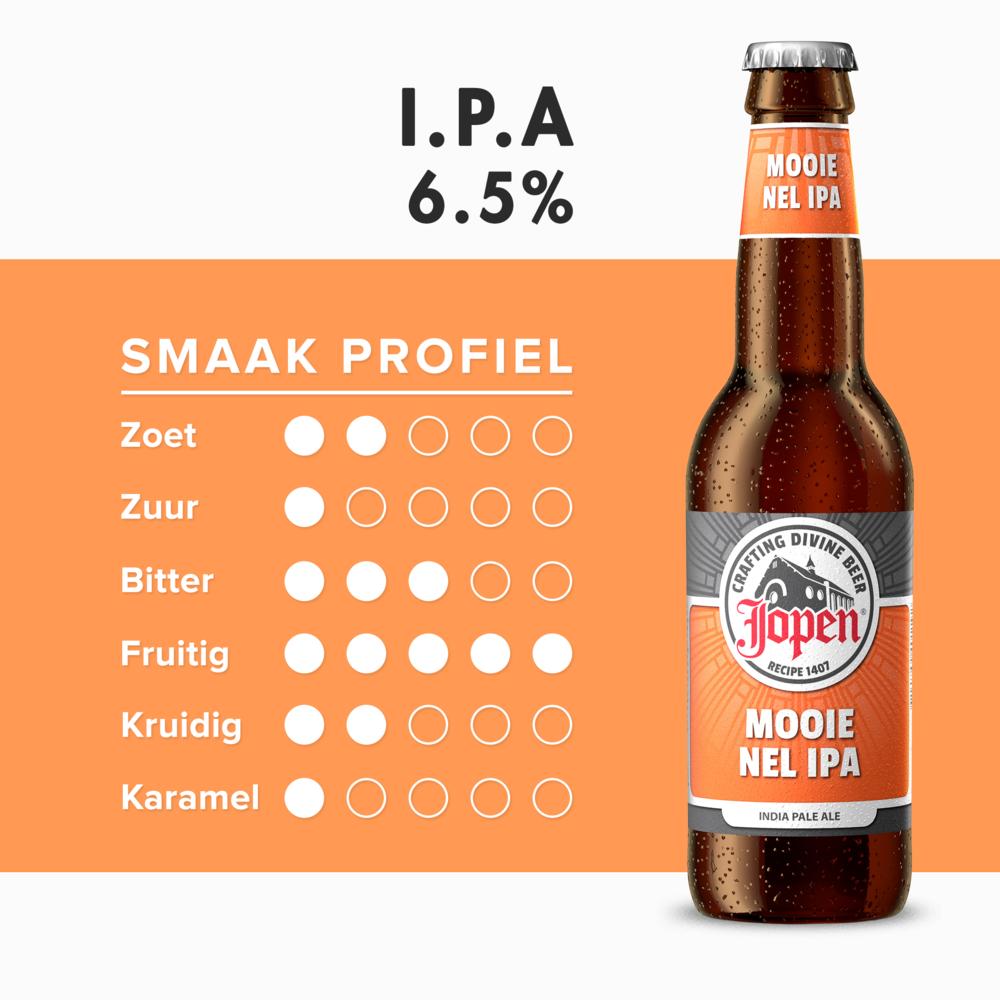 Mooie Nel - Jopen Bier
