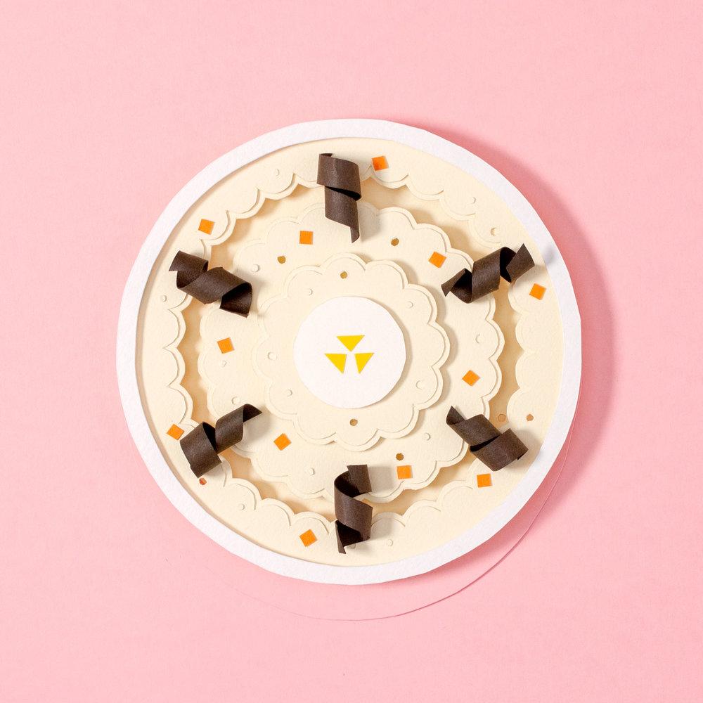 Banana, Chocolate & Brazil Nut Porridge