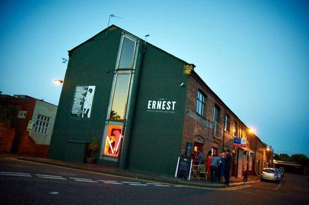 Ernest Bar & Cafe