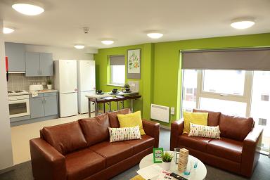 Bryson Court flat
