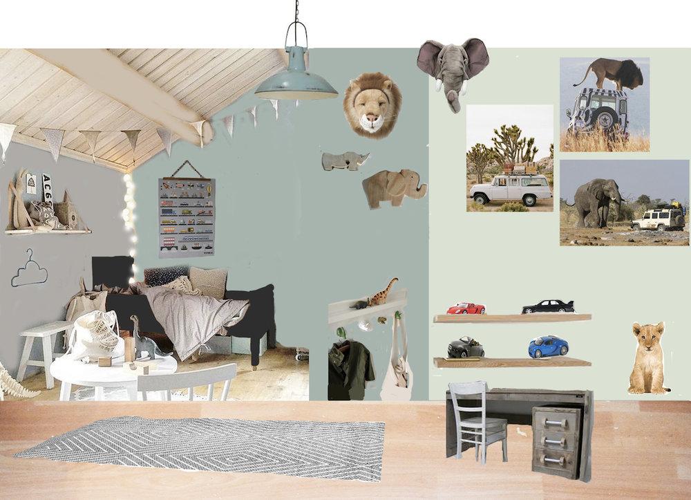 3d Interieur Inrichten : D kamer inrichten elegant best het ontwerp bouwt voort op ueen