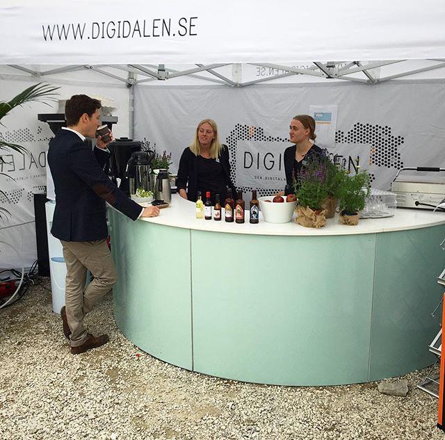 Tack för i år! Vi avslutar årets Almedalen med mingel i Digibaren! 🍸🍓#almedalen2017 #digidalen2017
