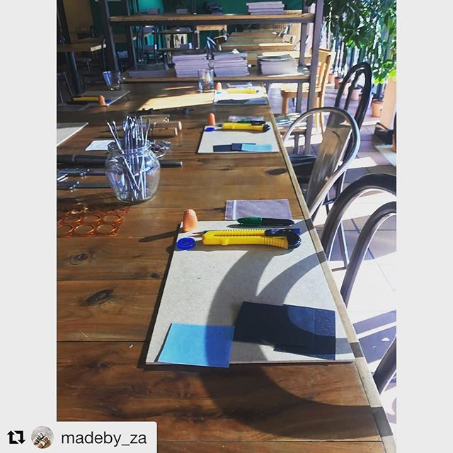 Thanks @henriettebotha  for the awesome workshop. Don't forget to sign up on our website to get news on all our cool workshops and events #Repost @madeby_za (@get_repost) ・・・ We had the most fun today at Community Centre with another successful workshop 💍💅🏻 we love this space especially because they always have the greatest workshops so be sure to follow them on social media to be in the know 😊