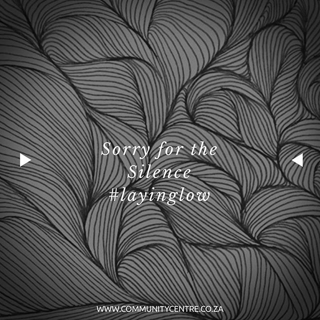 We're practicing the art of laying low this month, reflecting and taking a little time to gather what we've learned. Closing a space is not quite like changing jobs, a big part of your heart and soul goes into an entrepreneurial journey and it takes some time to rise once all is over. So today we're taking inspiration from @faraisimoyi latest post. Thank you. 📸@leila_walter