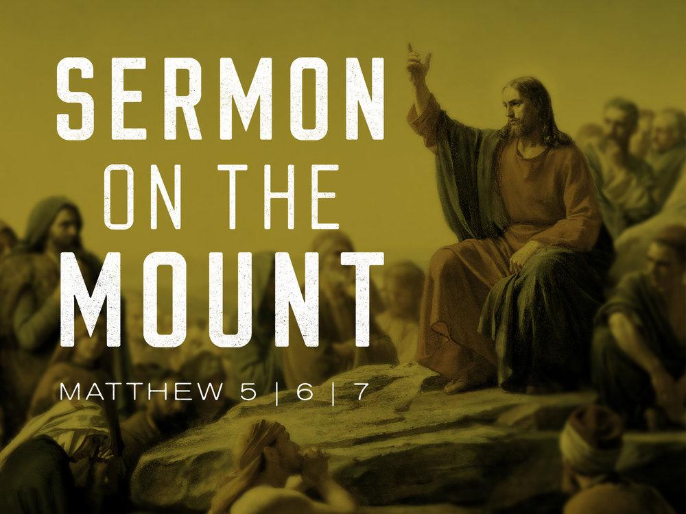 Sermon on the Mount — Sermons Podcast — Midlands Church