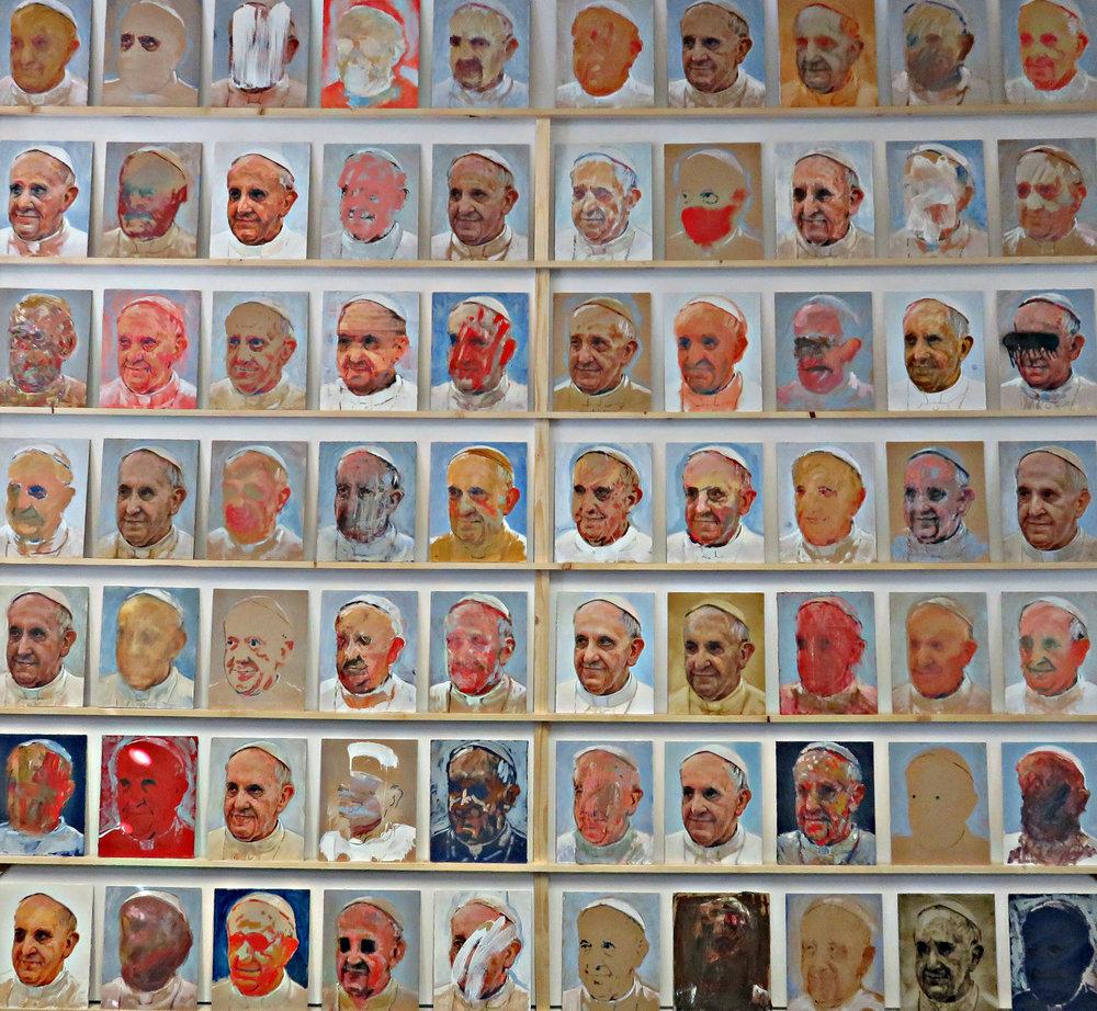 70 Popes