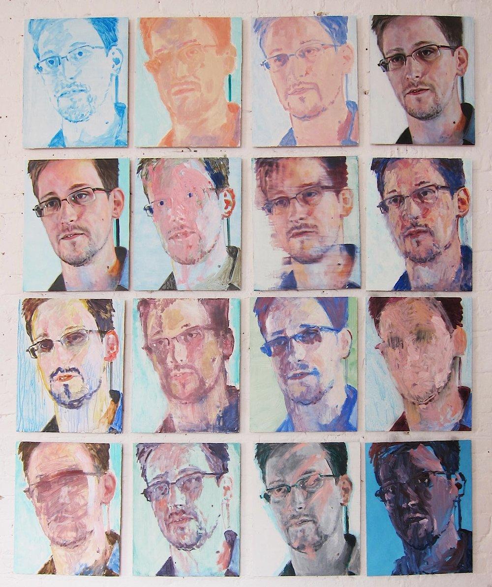 16 Snowdens