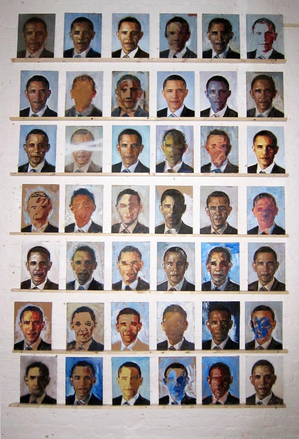 42 Obamas