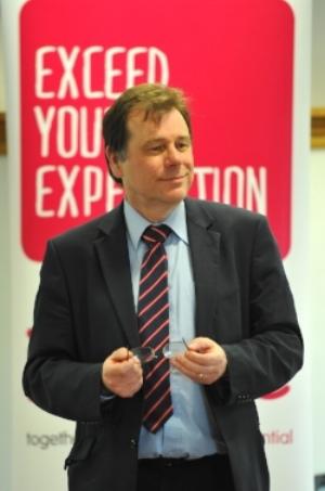 Gareth Bullen Executive Director