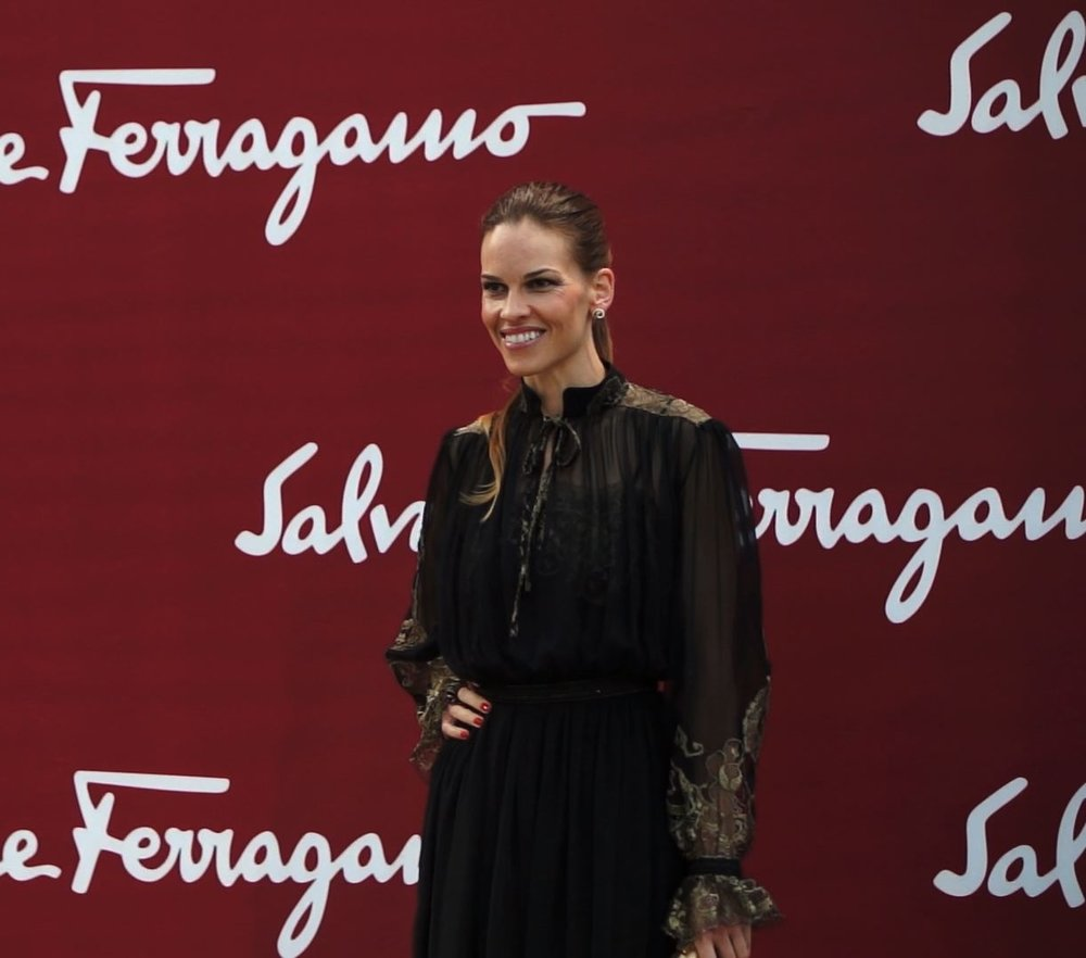 Event for Salvatore Ferragamo at the Louvre