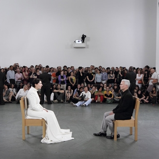 Marina Abramovic Is Present