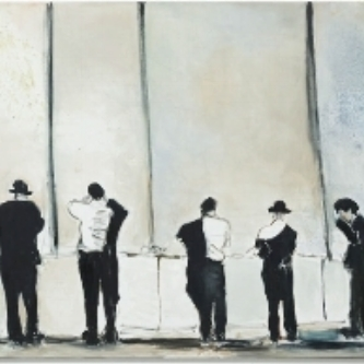 Marlene Dumas Tackles the Walls Between Israel and Palestine
