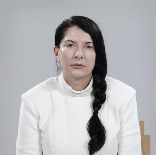 Marina Abramovic Is Present