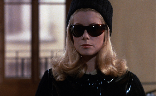 Catherine Deneuve and Her Shades of Grey