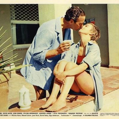Bonjour Tristesse, Classic Film About Daughter-Father Bond, Still Sensational