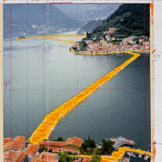 Christo And The Floating Piers