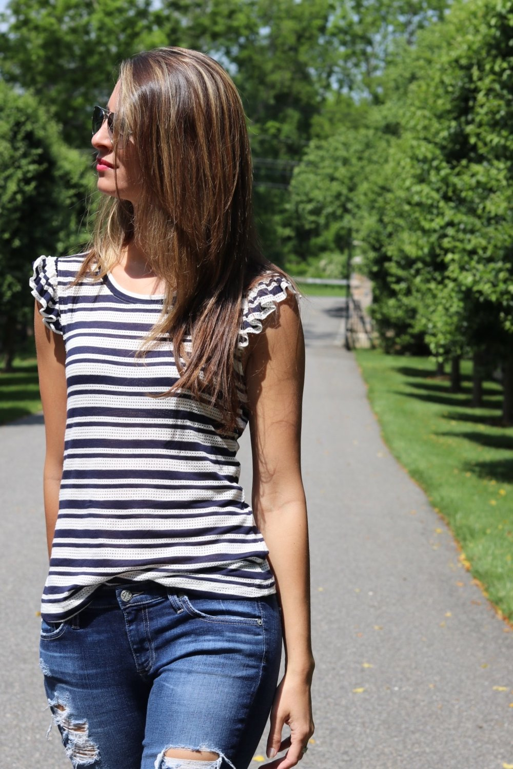 Top from Clubhouse Kids Women's section -Splendid
