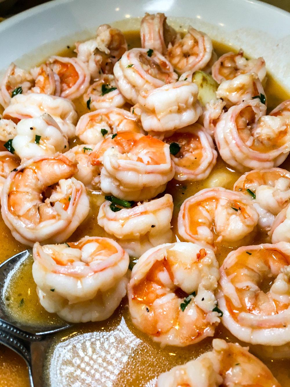 Shrimp Luciano