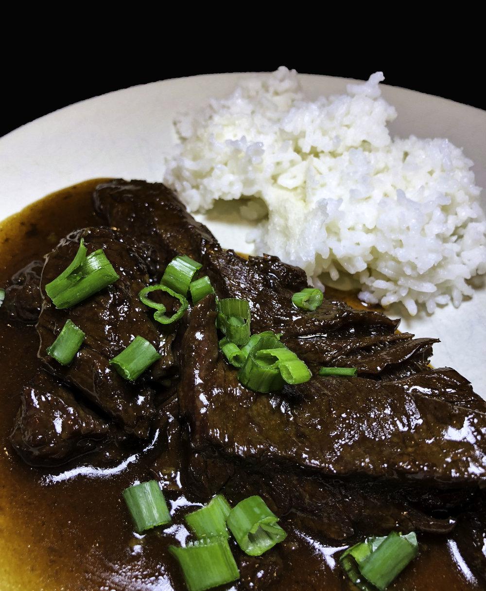 Instant Pot - Mongolian Beef