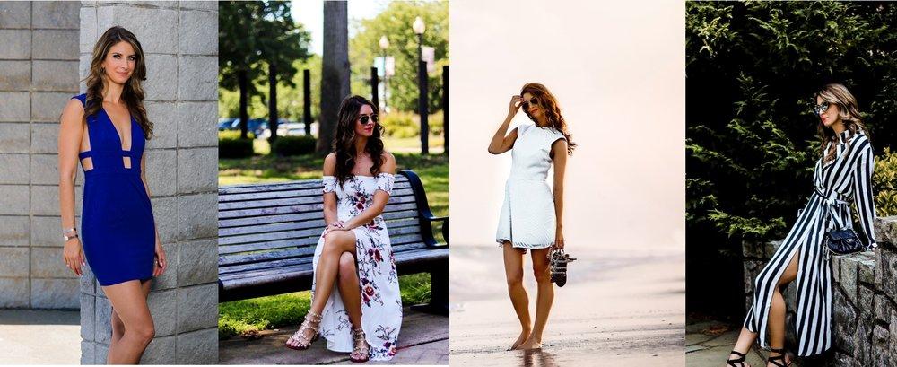 Spring 2018 Shopping - Dress Edition