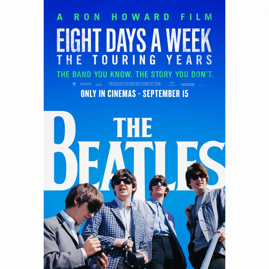 THE BEATLES - EIGHT DAYS A WEEK   -  RON HOWARD